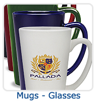 CLICK ON PICTURE FOR  CUPS - MUGS - GLASSES